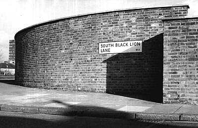 South Black Lion Lane, Hammersmith, London